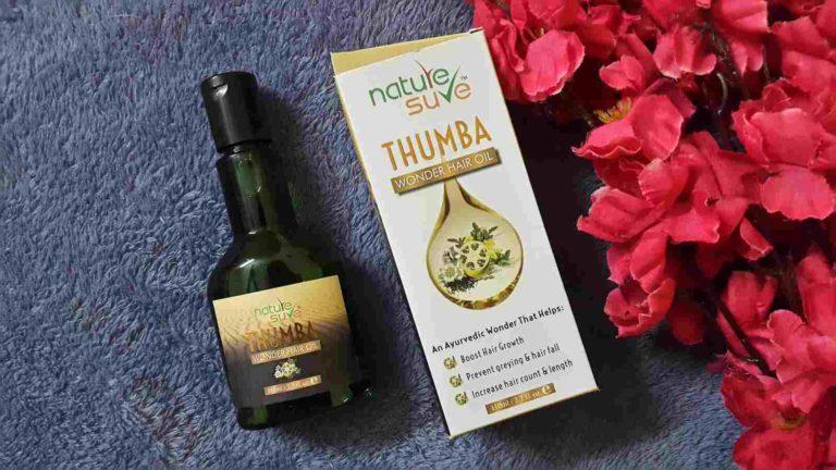 Nature Sure Thumba Hair Oil
