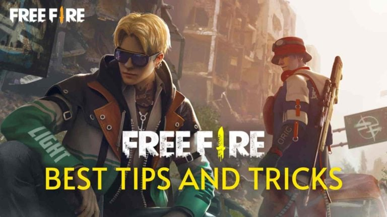 Free Fire Best Tips and Tricks