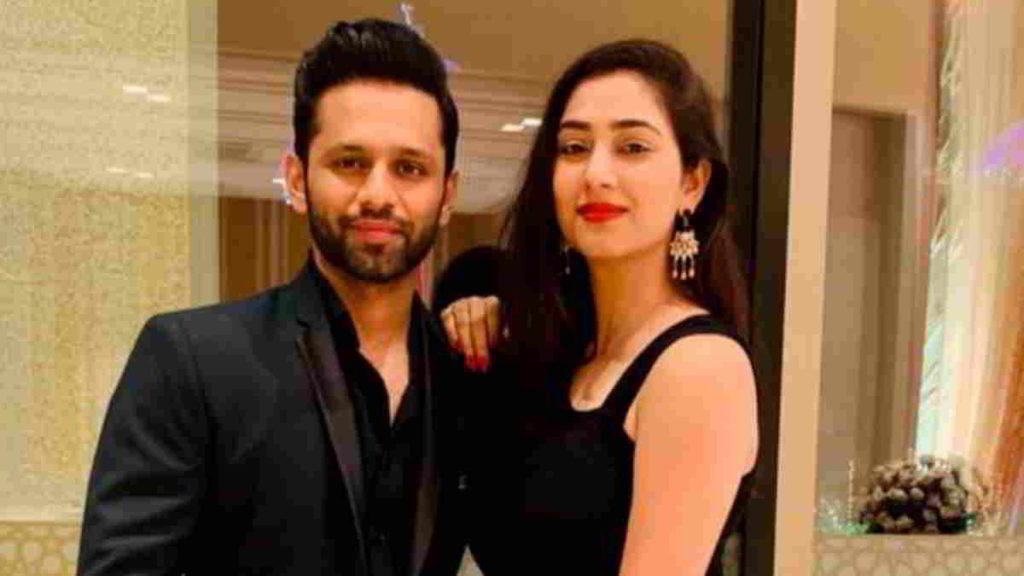 Rahul Vaidya Girlfriend