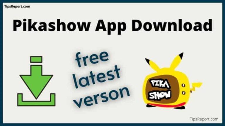Pikashow App Download