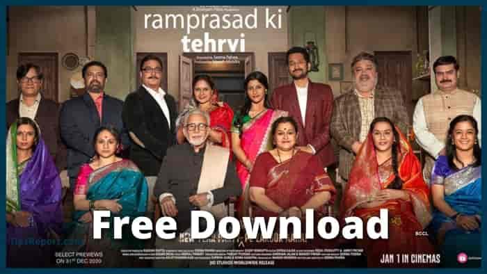 Ramprasad Ki Tehrvi Full Movie Download Free HD 720p
