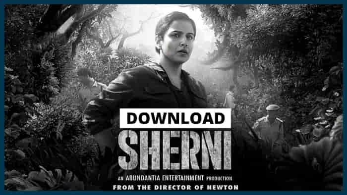 Sherni Movie Download