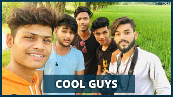 COOL GUYS YOUTUBE CHANNEL